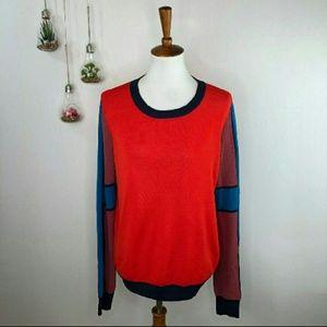 {Anthem} Funky sweater